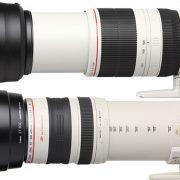 Canon-100-400-I-vs-II-with-Hoods